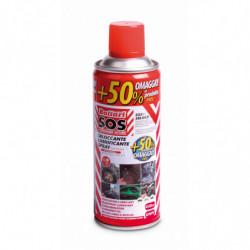 Sbloccante lubrificante spray da 450ml per auto moto e bici