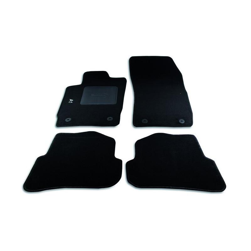 Set tappeti auto su misura in moquette per Audi Modello A1