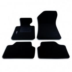 Set tappeti auto su misura in moquette per BMW serie 1 (dal 2012 ad oggi)