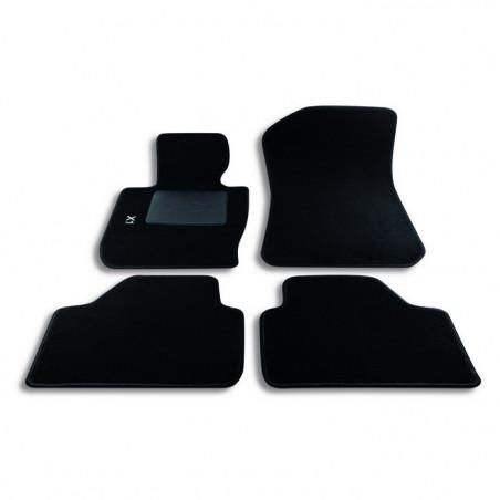 Set tappeti in moquette per BMW serie X1 (2009-2015)