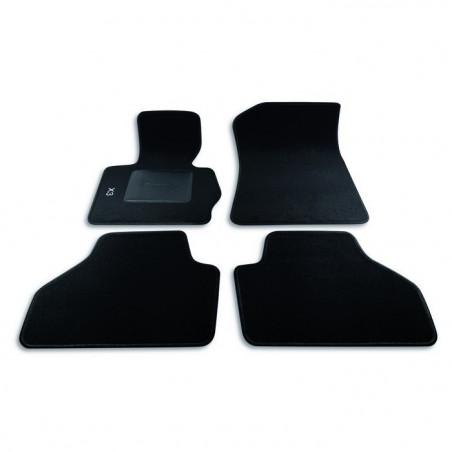 Set tappeti in moquette per BMW serie X3 (dal 2010)