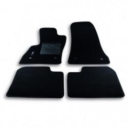 Set tappeti su misura in moquette per Fiat Modello 500L