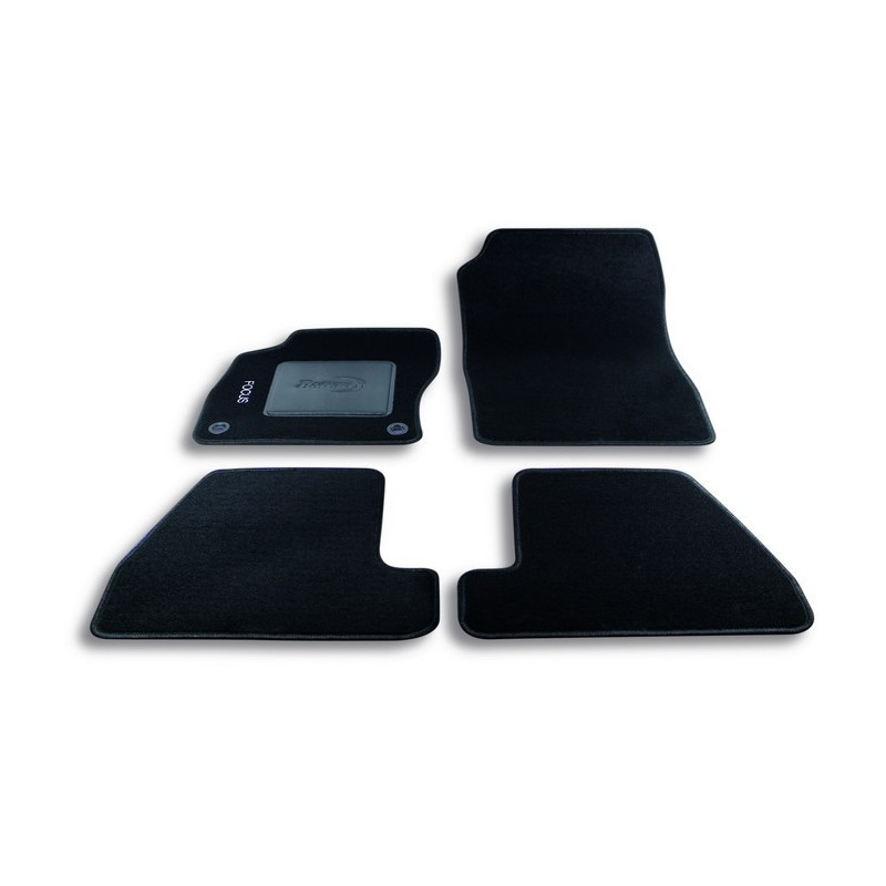Set tappeti auto su misura in moquette per Ford Modello Focus (dal 2010 ad oggi)
