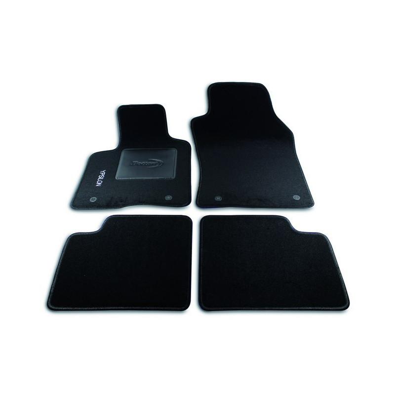 Set tappeti auto su misura in moquette per Lancia Modello Y produzione dal 2011 ad oggi.