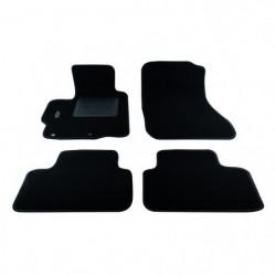 Set tappeti auto su misura in moquette per Mitsubishi Modello Asx produzione dal 2010 ad oggi.