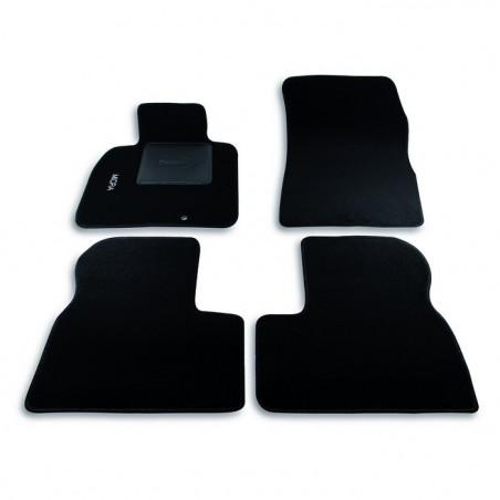 Set tappeti in moquette per Nissan Micra (dal 2010)