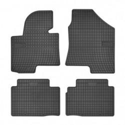 Set tappeti in gomma su misura per Hyundai Ix35