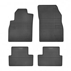 Set tappeti auto in gomma su misura per Opel Astra - Modello dal 2009 al 2015
