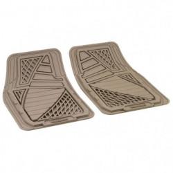 Set tappeti anteriori Goodyear universali sagomabili grigio
