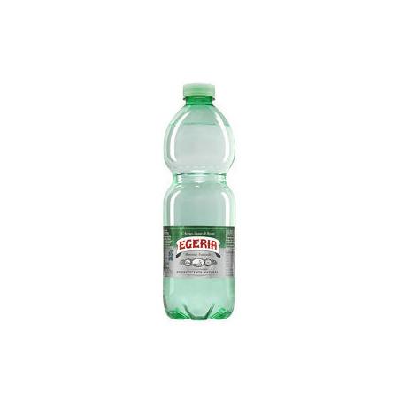 Bottiglie acqua minerale EGERIA effervescente naturale ml 500 - 12 bottiglie