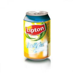 24 lattine Tè al limone...