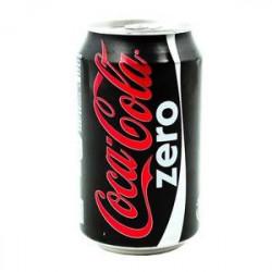 24 lattine COCA COLA Zero