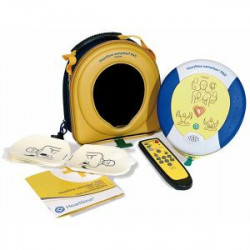 Defibrillatore semiautomatico