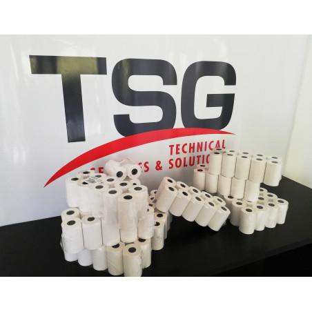 Rotoli di carta termica POS ingenico